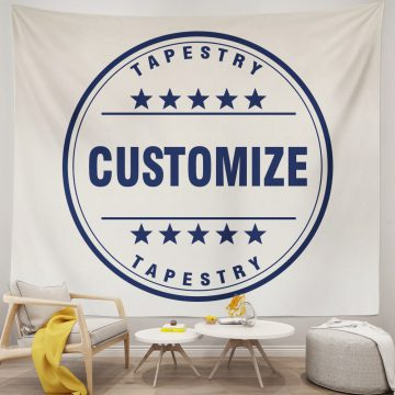 customize tapestry