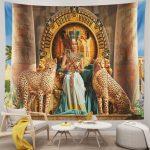 Egypt Pharaoh Wall Hanging Tapestry