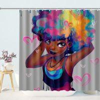 Liberty-Art-Peyton-Black-Girl-Shower-Curtain