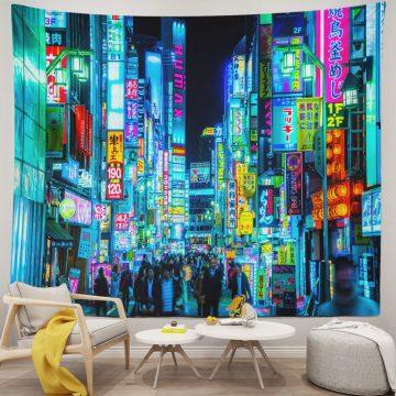 Tapestry Tokyo November 13 Billboards