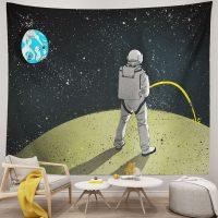 Astronaut-Peeing-on-The-Moon-Headboard-Tapestry
