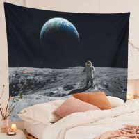 Cool-Astronaut-Landing-Moon-Space-Tapestry-01
