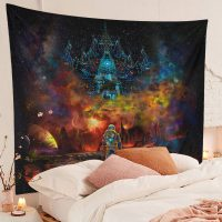 Cool-Lost-Astronaut-Uv-Blacklight-Fluorescent-Psychedelic-Tapestry-02