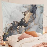 Marble-Abstract-Tapestry-Luxury-Texture-Dark-Gold-Tapestry-02
