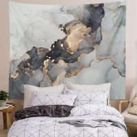 Marble-Abstract-Tapestry-Luxury-Texture-Dark-Gold-Tapestry-03