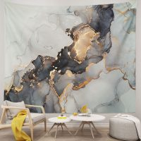 Marble-Abstract-Tapestry-Luxury-Texture-Dark-Gold-Tapestry