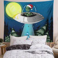 New-alien-Christmas-stock-illustration-Space-Tapestry-03
