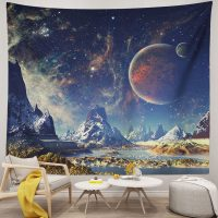 Planet-Galaxy-Tapestry-Psychedelic-Vintage-Home-Decor
