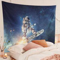 Rocket-Space-Wall-Decor-Art-Astronaut-Wall-Hanging-02