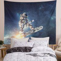 Rocket-Space-Wall-Decor-Art-Astronaut-Wall-Hanging-03