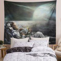 Space-Galaxy-Trippy-Skull-Astronaut-Tapestry-Bedroom-Room-Decor-03