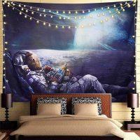 Space-Galaxy-Trippy-Skull-Astronaut-Tapestry-Bedroom-Room-Decor-05